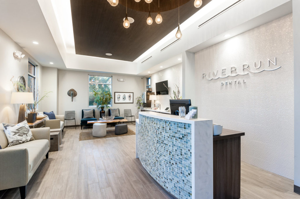 River Run Dental Patient Lounge