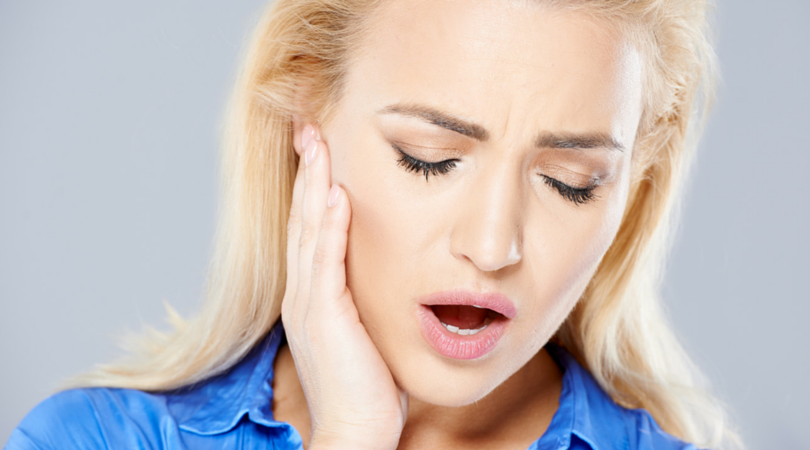common sources of jaw pain